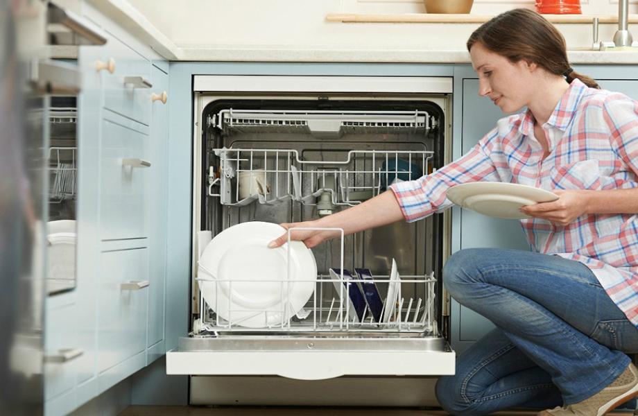 Chương trình rửa của máy rửa bát Tomate
