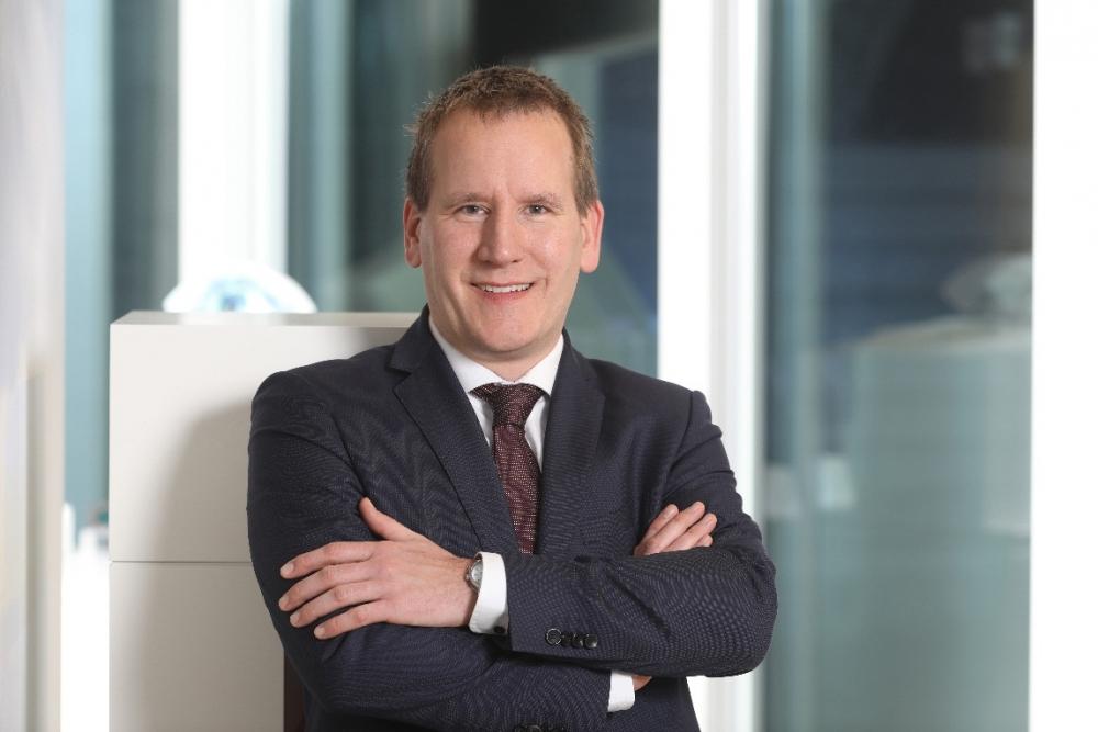 Ông Martin Endres - Giám đốc Kinh doanh Ceran khu vực châu Á của Tập đoàn SCHOTT