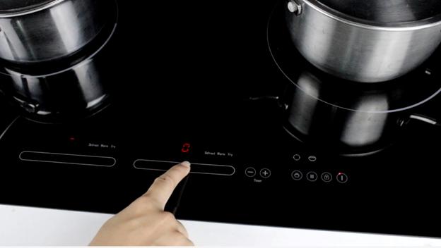 Bếp từ Tomate TOM 02I-G8 tích hợp nhiều tính năng, thiết kế tinh tế, tiện lợi sử dụng
