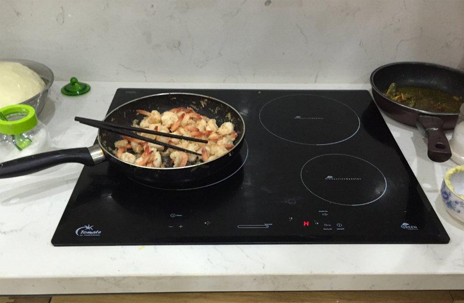 Bếp từ hư hỏng trong thời gian bảo sẽ được sửa chữa miễn phí