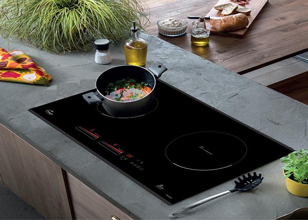 Bếp từ nhập ngoại sở hữu nhiều ưu điểm nổi bật