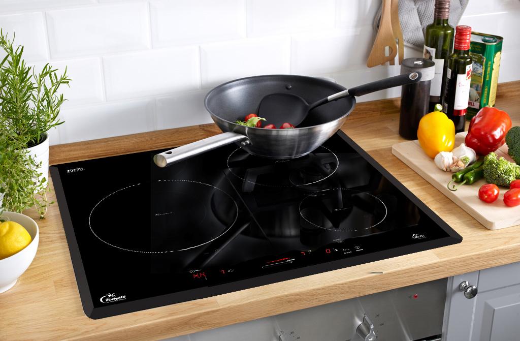 Nấu nướng ở công suất phù hợp